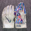 Crucial Catch - Chargers Kenneth Murray Game Used Gloves (10/12/20)