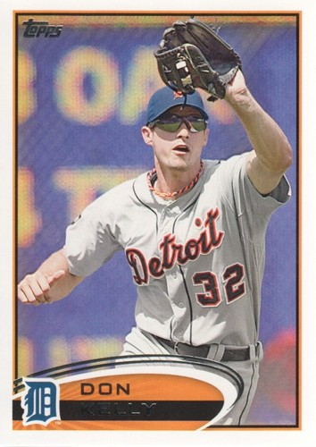 Photo of 2012 Topps #412 Don Kelly