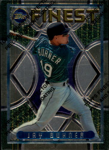 Photo of 1995 Finest #105 Jay Buhner