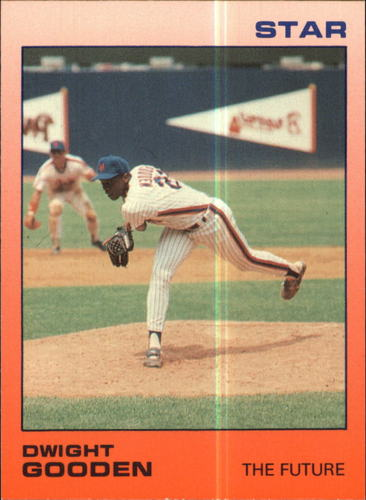 Photo of 1988 Star Gooden Glossy #11 Dwight Gooden/The Future
