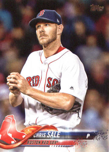 Photo of 2018 Topps #20 Chris Sale