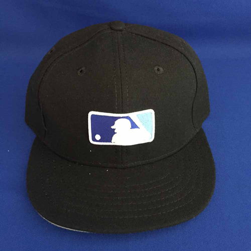 Photo of UMPS CARE AUCTION: MLB Specialty Father's Day Umpire Base Cap, Size 7 1-8