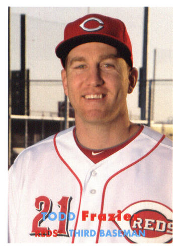 Photo of 2015 Topps Archives #93 Todd Frazier