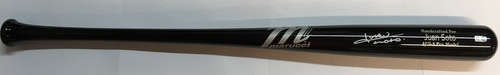 Photo of Juan Soto Autographed Marucci Game Model Bat