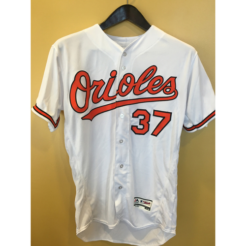 Photo of Dylan Bundy - Home Jersey: Autographed