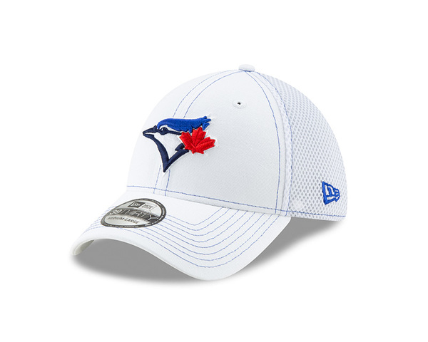 Toronto Blue Jays Team Neo White Stretch Cap by New Era