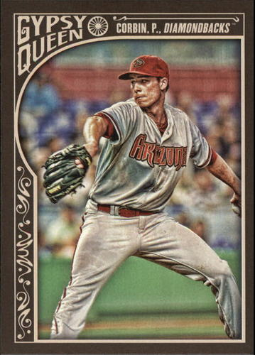 Photo of 2015 Topps Gypsy Queen #224 Patrick Corbin