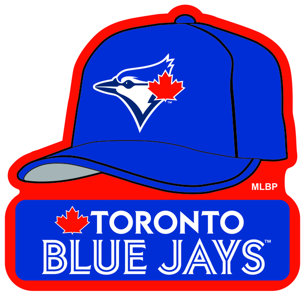 Toronto Blue Jays On-Field Cap Magnet by Aminco