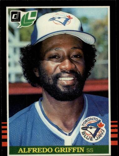 Photo of 1985 Leaf/Donruss #230 Alfredo Griffin