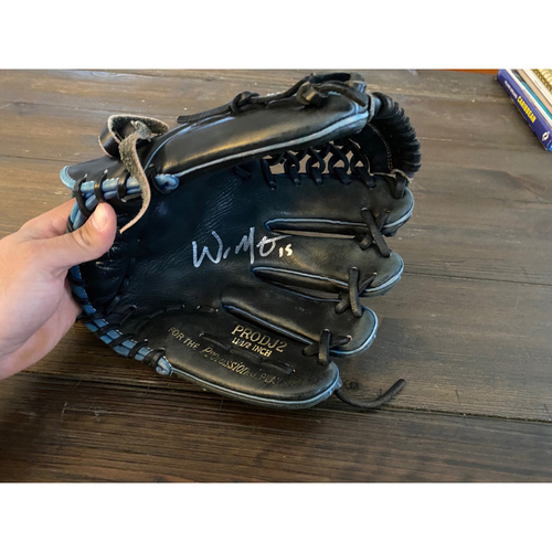 Photo of Whit Merrifield's Royals Respond Auction: Autographed Rawlings Infield Glove (NOT MLB AUTHENTICATED)
