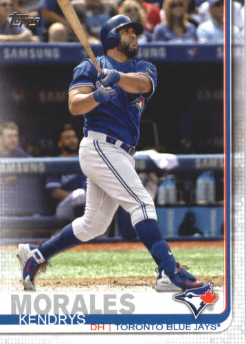 Photo of 2019 Topps #436 Kendrys Morales
