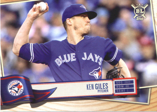 Photo of 2019 Topps Big League #237 Ken Giles