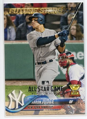 Photo of 2018 Topps Factory Set All Star Bonus #2 Aaron Judge