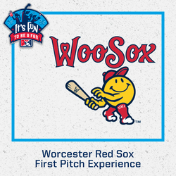 Photo of 2021 Worcester Red Sox First Pitch Experience