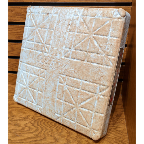 Photo of August 10, 2019 Red Sox vs. Angels Game Used 1st Base