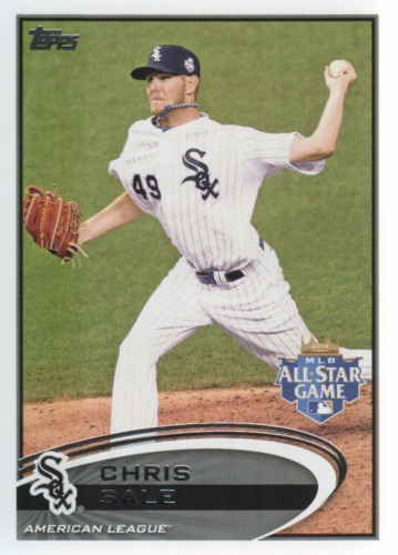 Photo of 2012 Topps Update #US327A Chris Sale