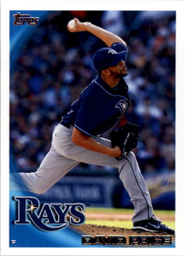 Photo of 2010 Topps #225A David Price