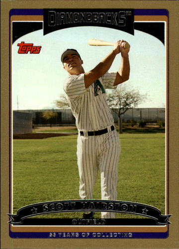 Photo of 2006 Topps Gold #26 Scott Hairston