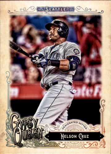 Photo of 2017 Topps Gypsy Queen #79 Nelson Cruz