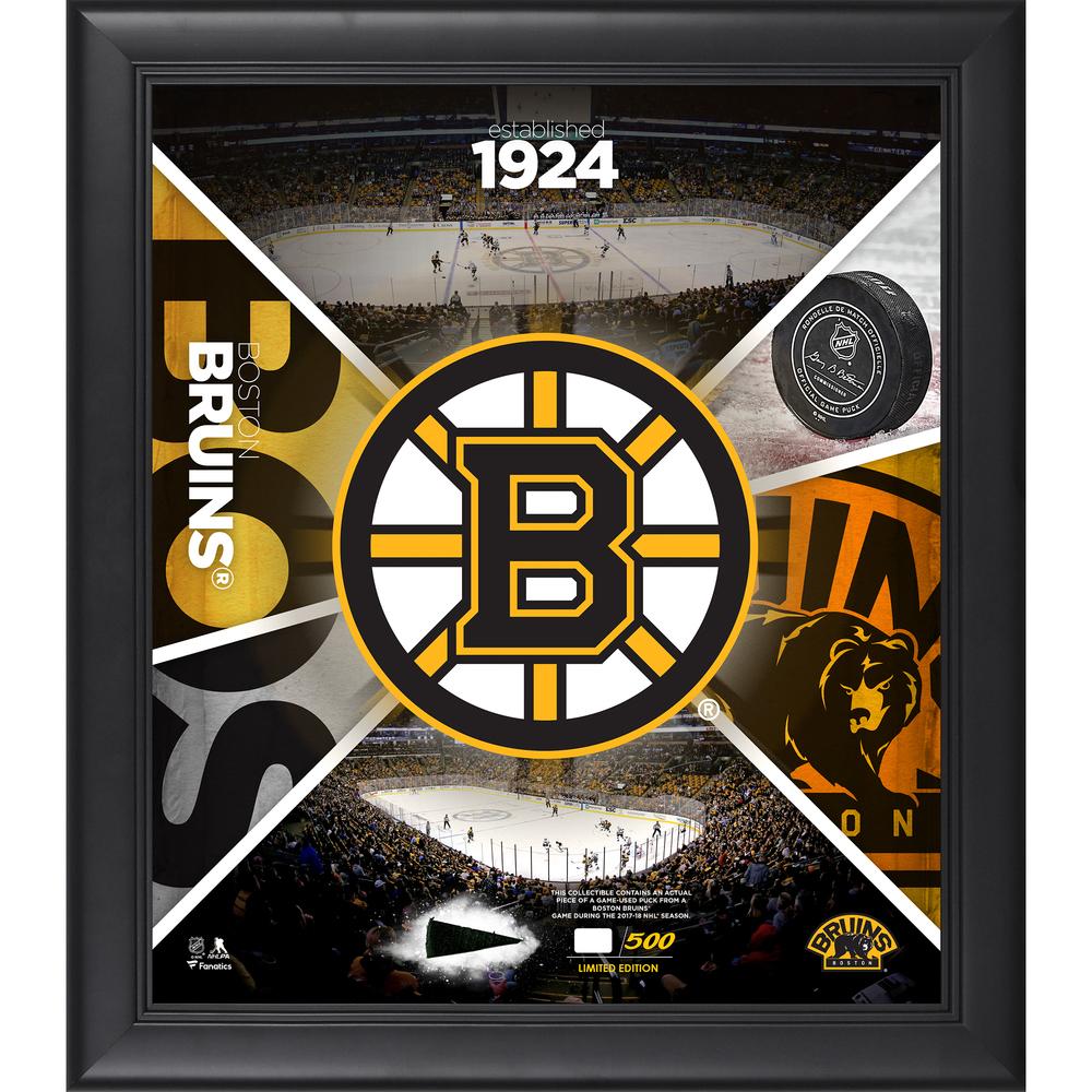 Boston Bruins Framed 15
