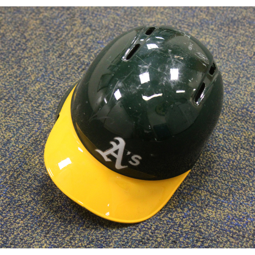 Photo of Team Issued Matt Chapman Helmet