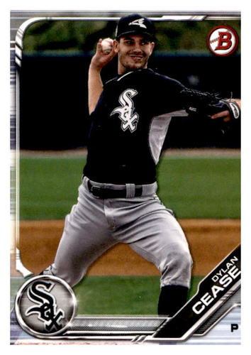 Photo of 2019 Bowman Prospects #BP113 Dylan Cease