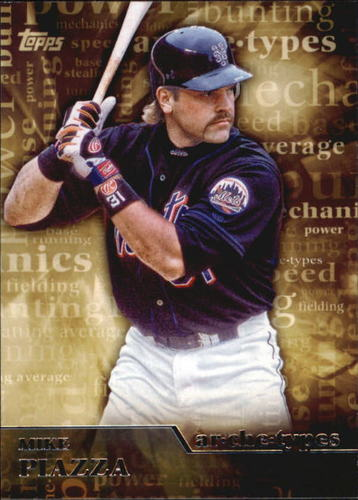 Photo of 2015 Topps Archetypes #A15 Mike Piazza