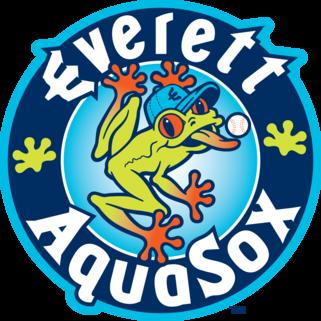 Everett AquaSox logo