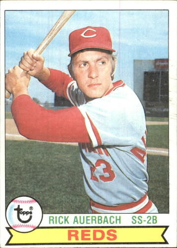 Photo of 1979 Topps #174 Rick Auerbach