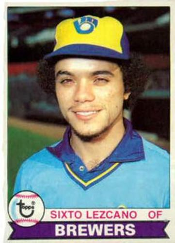 Photo of 1979 Topps #685 Sixto Lezcano