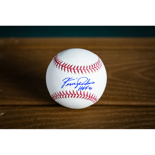 Photo of Fergie Jenkins HOF '91 Autographed Baseball