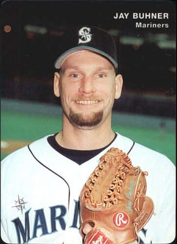 Photo of 1995 Mariners Mother's #6 Jay Buhner