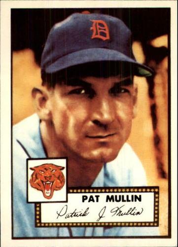 Photo of 1983 Topps 1952 Reprint #275 Pat Mullin