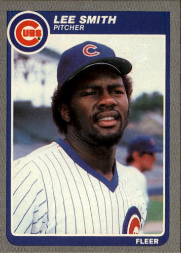 Photo of 1985 Fleer #67 Lee Smith