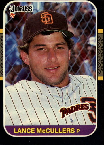 Photo of 1987 Donruss #237 Lance McCullers