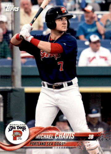 Photo of 2018 Topps Pro Debut #111 Michael Chavis