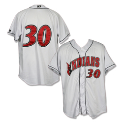 Photo of #30 Game Worn Home Jersey