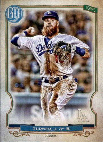 Photo of 2020 Topps Gypsy Queen #92 Justin Turner