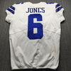 Crucial Catch - Cowboys Chris Jones Game Used Jersey (10/4/20) Size 42