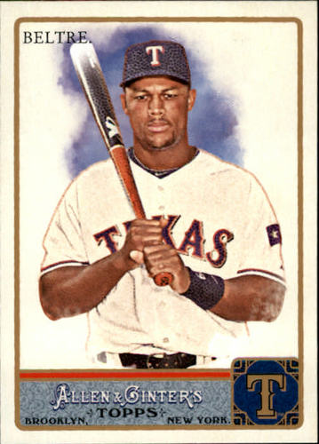 Photo of 2011 Topps Allen and Ginter #14 Adrian Beltre