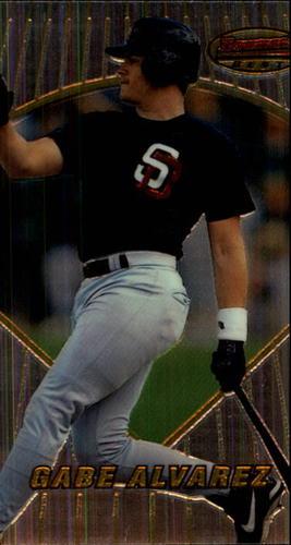Photo of 1996 Bowman's Best #140 Gabe Alvarez RC