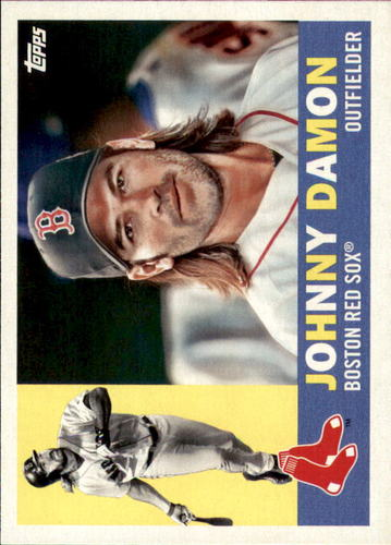 Photo of 2017 Topps Archives #97 Johnny Damon