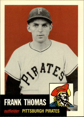 Photo of 1991 Topps Archives 1953 #283 Frank Thomas