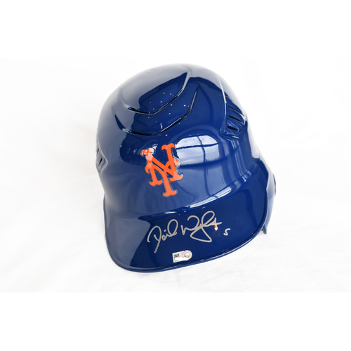 Photo of Amazin' Auction: David Wright Autographed Helmet