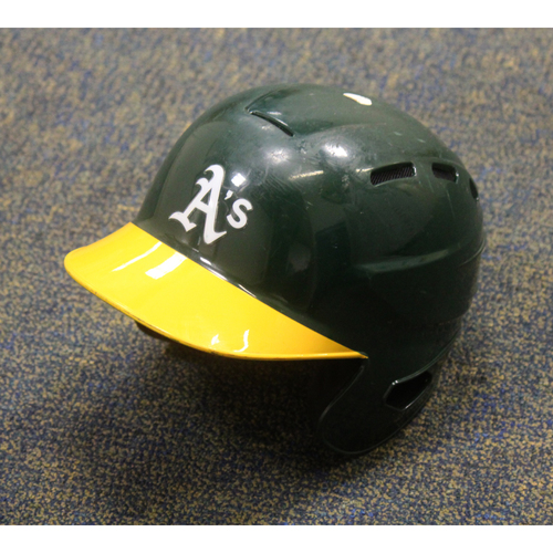 Photo of Team Issued Jed Lowrie Helmet