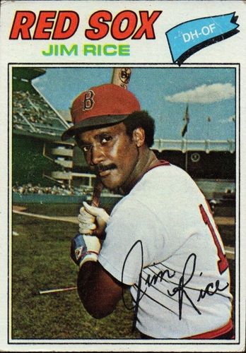 Photo of 1977 Topps #60 Jim Rice