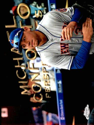 Photo of 2016 Topps Chrome Perspectives #PC19 Michael Conforto