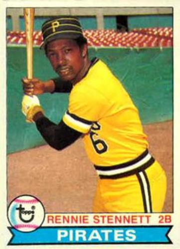 Photo of 1979 Topps #687 Rennie Stennett