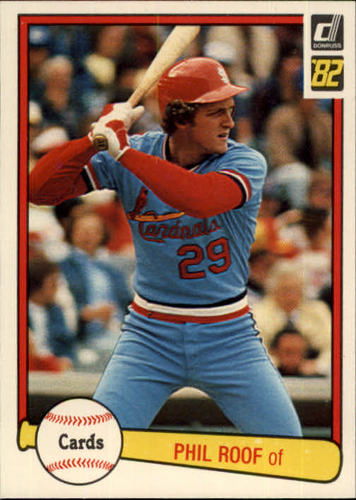 Photo of 1982 Donruss #615 Gene Roof