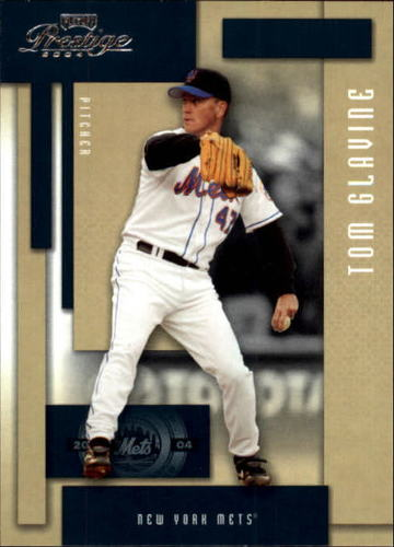 Photo of 2004 Playoff Prestige #122 Tom Glavine